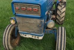 Ford 2000 Dexta Vineyard Tractor Ford 2000 Tractor