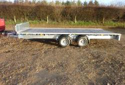 Ifor Williams Ifor Williams 16ft Flatbed