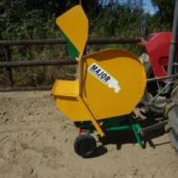 Major Machinery Major Saw Bench Tractor Mounted PTO Driven