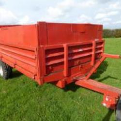 unknown 3 Ton Tipping Trailer